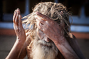 From my work on the Aghori sect.