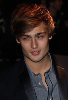 Douglas Booth British Fashion Awards, The Savoy, Strand, London, UK, 07 December 2010:  Contact: Ian@Piqtured.com +44(0)791 626 2580 (Picture by Richard Goldschmidt)