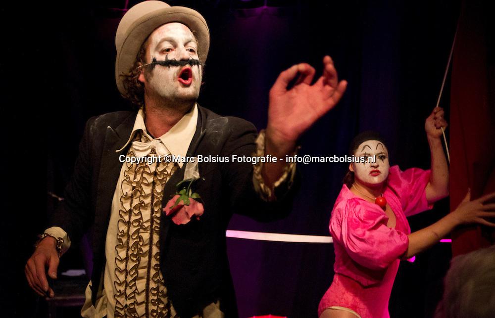 den bosch, circus sonja hoog geeerd publiek