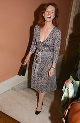 MELISSA KNATCHBULL at a party to celebrate the publication of 'A Much Married Man' by Nicholas Coleridge held at the ESU, Dartmouth House,  37 Charles Street, London W1 on 4th May 2006.<br /><br />NON EXCLUSIVE - WORLD RIGHTS