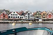 the port of Stavanger
