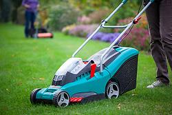 Alternative lawnmower options - cordless mower or push cylinder mower