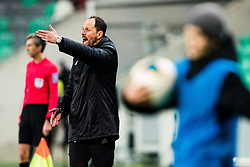 Ante Simundza head coach of NS Mura during the football match between NK Olimpija Ljubljana and NS Mura in 25. Round of Prva liga Telekom Slovenije 2019/20, on March 8, 2020 in Stadion Stozice, Ljubljana, Slovenia. Photo by Grega Valancic / Sportida