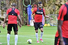 Training AS Monaco - Monaco - 11 Aug 2017