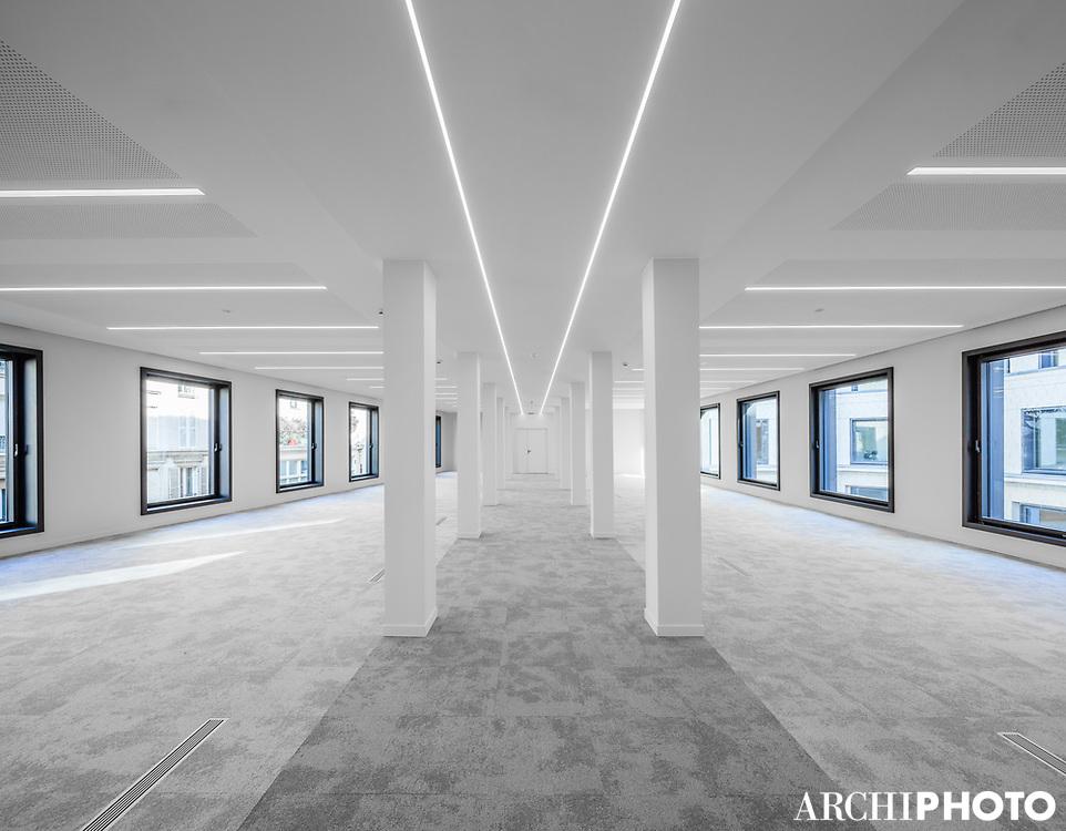 AS.Architecture-Studio • Immeuble de bureaux 38 Avenue Kléber, Paris