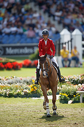 Sprunger Janika, (SUI), Bonne Chance Cw<br /> Team completion and 2nd individual qualifier<br /> FEI European Championships - Aachen 2015<br /> © Hippo Foto - Dirk Caremans<br /> 20/08/15