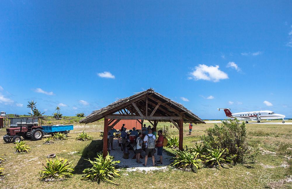 Plane, terminal and ground transportation