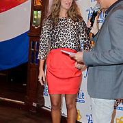 NLD/Hilversum/20120105 - Bekendmaking deelnemers Nationaal Songfestival 2012, Kim de Boer