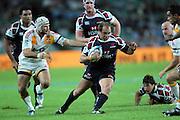 Phil Waugh. NSW Waratahs v Chiefs. Investec Super Rugby Round 7 Match, 1 April 2011. Sydney Football Stadium, Sydney, Australia. Photo: Clay Cross / photosport.co.nz