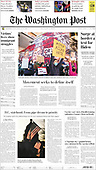 March 21, 2021 (USA): Front-page: Today's Newspapers In United States
