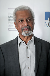 © Licensed to London News Pictures. 07/10/2021. London, UK. File image of Abdulrazak Gurnah in London in 2016. Abdulrazak Gurnah, the Tanzanian novelist based in the UK, has been awarded the 2021 Nobel Prize for Literature for his works exploring the legacies of imperialism on uprooted individuals.Abdulrazak Gurnah moved to Britain as a refugee in the 1960s and is the fifth African writer to win the Nobel in Literature. Photo credit: Dinendra Haria/LNP