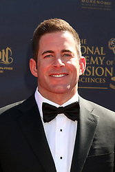 April 30, 2017 - Pasadena, CA, USA - LOS ANGELES - APR 30:  Tarek El Moussa at the 44th Daytime Emmy Awards - Arrivals at the Pasadena Civic Auditorium on April 30, 2017 in Pasadena, CA (Credit Image: © Kathy Hutchins/via ZUMA Wire via ZUMA Wire)