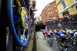 September 24, 2017 - Bergen, NORWAY - 170924 Alexander Kristoff of Norway competes during the Men Elite Road Race on September 24, 2017 in Bergen..Photo: Vegard Wivestad Grøtt / BILDBYRÃ…N / kod VG / 170027 (Credit Image: © Vegard Wivestad GrØTt/Bildbyran via ZUMA Wire)