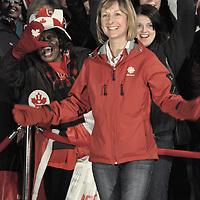CBC Vancouver News meteorologist, Claire Martin