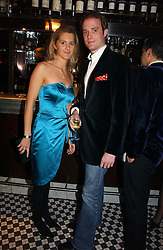 LADY KINVARA BALFOUR and RICCARDA LANZA at The Christmas Cracker - an evening i aid of the Starlight Children's Charity held at Frankies, Knightsbridge on 13th December 2006.<br /><br />NON EXCLUSIVE - WORLD RIGHTS