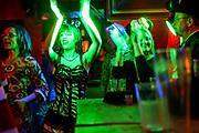 Mannheim. 02.03.19  Manufaktur. Feuerio Fasnachtsfete. Bunte Party an Fasnacht mit Kostümen und Techno-Schlager Klänge<br /> <br /> <br /> <br /> Bild: Markus Prosswitz  02MAR19 / Photo-Proßwitz & masterpress  (Bild ist honorarpflichtig - No Model Release!) <br /> BILD- ID 31  