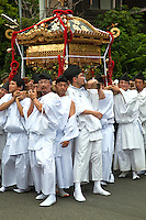 Japanese festivals are traditional festive occasions. Some festivals have their roots in Chinese festivals but have undergone dramatic changes as they mixed with local customs.  Matsuri is the Japanese word for a festival or holiday. In Japan, festivals are usually sponsored by a local shrine or temple, though they can be secular.<br />