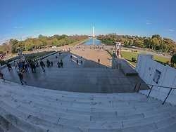 View From Lincoln Memorial