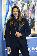 May 10, 2014 - New York, NY, USA -<br /> <br /> X-Men: Days Of Future Past World Premiere<br /> <br /> Boo Boo Stewart attending the 'X-Men: Days Of Future Past' world premiere at Jacob Javits Center onMay 10, 2014 in New York City  ©Exclusivepix