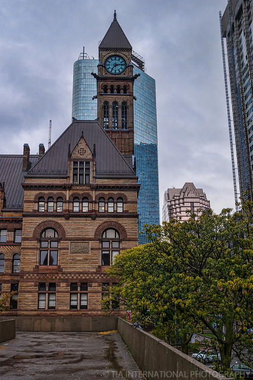 Old City Hall from Nathan Phillips Square