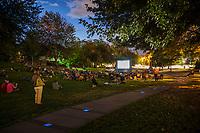 Bike-in Movie Night @ Columbia Park