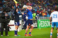 Benjamin KAYSER - 15.03.2015 - Rugby - Italie / France - Tournoi des VI Nations -Rome<br /> Photo : David Winter / Icon Sport