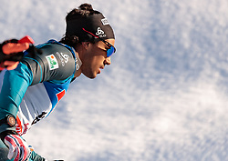 27.01.2018, Nordic Arena, Seefeld, AUT, FIS Weltcup Langlauf, Seefeld, Langlauf, Herren, im Bild Richard Jouve (FRA) // Richard Jouve of France // during Mens Cross Country Race of the FIS World Cup at the Nordic Arena in Seefeld, Austria on 2018/01/27. EXPA Pictures © 2018, PhotoCredit: EXPA/ JFK