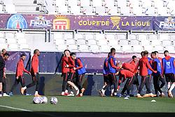 March 30, 2018 - Bordeaux, France - EQUIPE DE FOOTBALL DE MONACO (Credit Image: © Panoramic via ZUMA Press)