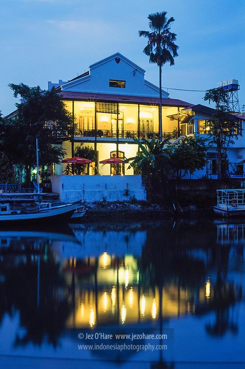 Batang Arau Hotel, Padang, Sumatra Barat, Indonesia.