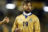 Fotball, 31. mars 2004, Privatlandskamp, Sverige-England 1-0,  Alexander Ostlund, Alexander Östlund, Sverige
