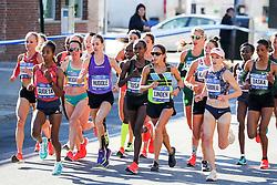 NYRR TCS New York City Marathon 2018, Flanagan, Gudeta, Weightman, Huddle, Tusa, Linden, Kieffer, Charboneau, Daska