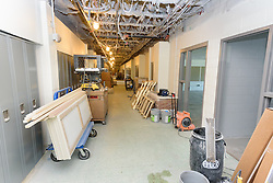 Central High School Bridgeport CT Expansion & Renovate as New. State of CT Project # 015-0174. One of 80 Photographs of Progress Submission 17, 30 June 2016. Upper Level Part A, Classrooms