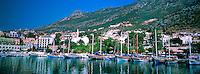 Harbor, Kalkan, Turquoise Coast, Turkey