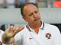 Luiz Felipe Scolari Trainer Portugal<br /> Fussball WM 2006 Achtelfinale Portugal - Niederlande<br />  Portugal - Nederland<br /> Norway only