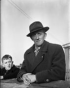 18/01/1953 <br /> 01/18/1953<br /> 18 January 1953<br /> Mr. Kit Kenny, Secretary of Transport F.C. at Harold's Cross Dublin.