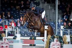 Hough Lauren, USA, Adare<br /> CSI5* Jumping<br /> Royal Windsor Horse Show<br /> © Hippo Foto - Jon Stroud