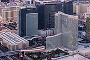 Aria Hotel Campus, Las Vegas, Nevada, USA