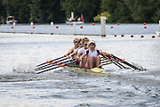 Henley Royal Regatta, Henley on Thames, Oxfordshire, 29 June-3 July 2015.  Saturday  10:41:02   02/07/2016  [Mandatory Credit/Intersport Images]<br /> <br /> Rowing, Henley Reach, Henley Royal Regatta.<br /> <br /> The Princess Grace Challenge Cup<br /> Reading Rowing Club and Leander Club