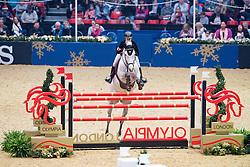 Baryard-Johnsson Malin, SWE, H&M Second Chance<br />  The Shelley Ashman International Ltd, EM Rogers (Transport) Ltd Father Christmas Stakes<br /> Olympia Horse Show -London 2016<br /> © Hippo Foto - Jon Stroud<br /> 17/12/16