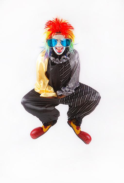 Clown, Masquerade Costume Hire, Melbourne