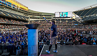 Wounded Warrior  Opening Ceremonies at  Soldier Field