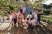 The Benziger Family at Glen Ellen Winery, Glen Ellen, California, (Sonoma County). Today the winery is known as Benziger Family Winery and produces high-end table wines at smaller production levels.