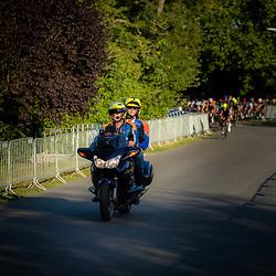 21-08-2020: Wielrennen: NK U23: Drijber<br />KNWU jury