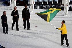 Olympic Winter Games Vancouver 2010 - Olympische Winter Spiele Vancouver 2010, Opening Ceremony in the BC Place Stadium, Einmarsch der Nationen, Jamaika, Jamaica *Photo by Malte Christians / HOCH ZWEI / SPORTIDA.com.
