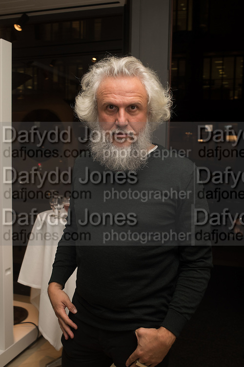 PIERGIORGIO ROBINO, Launch of the Dutko Gallery  the first commercial space in London dedicated to Art Deco design. 18 Davies Street , Mayfair. London. 15 October 2015