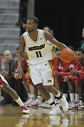 Jan 23, 2010; Columbia, MO, USA; Missouri Tigers guard Zaire Taylor (11) drives downcourt in the first half of the game against the Nebraska Cornhuskers at Mizzou Arena in Columbia, MO. Missouri won 70-53. Mandatory Credit: Denny Medley-US PRESSWIRE