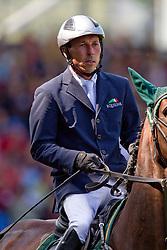 Dreher Hans Dieter (GER) - Magnus Romeo<br /> World Equestrian Festival, CHIO Aachen 2011<br /> © Dirk Caremans