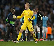 Manchester City v Paris Saint-Germain 120416
