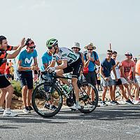 La Vuelta ciclista a España Stage9