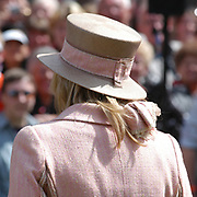On Queensday, april 30th the Queen attends the celebrations of Queensday in Scheveningen near the Hague.<br /> This is her 25th jubilee.<br /> <br /> Op Koninginnedag, 30 april, is de Koningin  's Middags aanwezig metn en haar familie het koninginnedagfeest mee te vierten in Scheveningen.<br /> <br /> On The photo / On the Photo;<br /> <br /> <br /> Princes Maxima / Princes Maxima<br /> <br /> On Queensday, april 30th the Queen attends the celebrations of Queensday in Scheveningen near the Hague.<br /> This is her 25th jubilee.<br /> <br /> Op Koninginnedag, 30 april, is de Koningin  's Middags aanwezig metn en haar familie het koninginnedagfeest mee te vierten in Scheveningen.<br /> <br /> On The photo / On the Photo;<br /> <br /> <br /> Princes Maxima / Princes Maxima